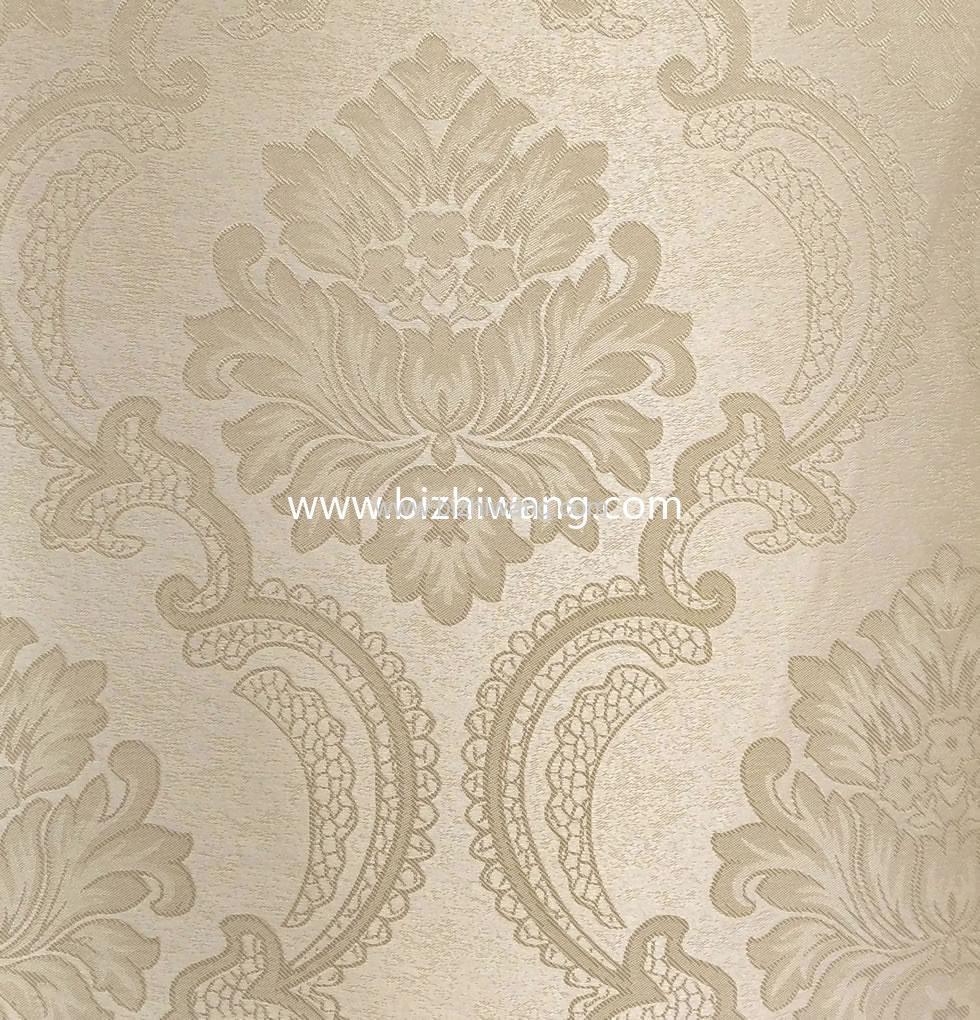 欧式提花墙布-大马士革图案 专柜价:  38 元 本店价: 21 元高级会员